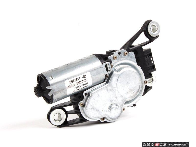 Genuine Bmw 61626927851 Rear Window Wiper Motor