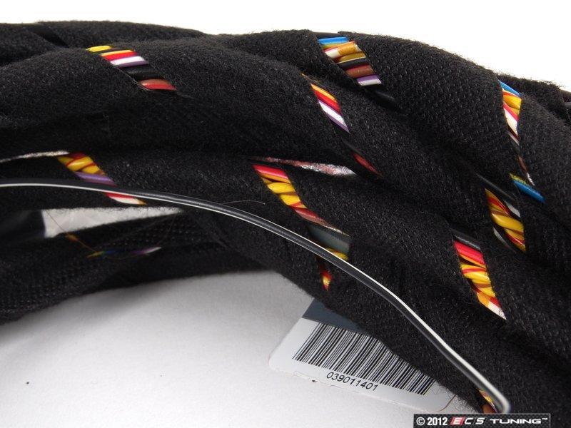 genuine bmw 61120390114 navigation retrofit harness