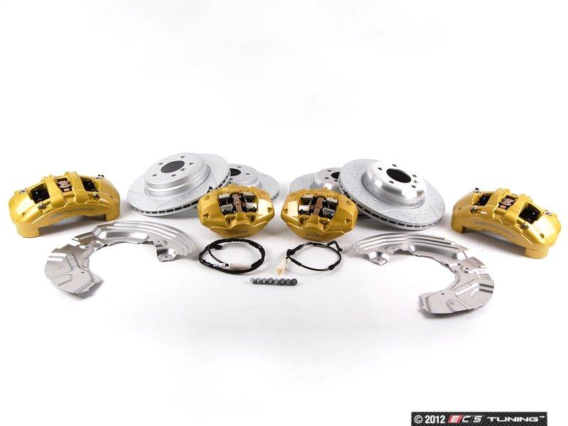 Genuine Bmw 34110444769 Bmw Performance Big Brake Kit