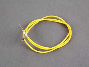 ES#1009071 - 000979132EA - Repair Wire - Priced Each - Flat connector with retaining lug - Genuine Volkswagen Audi - Volkswagen