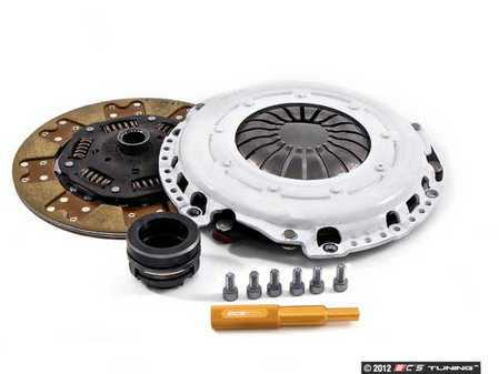 ES#1027 - B5S4CMCK - Clutch Kit - Stage 3 - More holding power & a Kevlar lined disc - Assembled By ECS - Audi