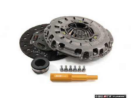 ES#1327 - RS4CLUTCHKIT - Clutch Kit - Revive the response & feel of your transmission with an RS4 clutch - Assembled By ECS - Audi Volkswagen