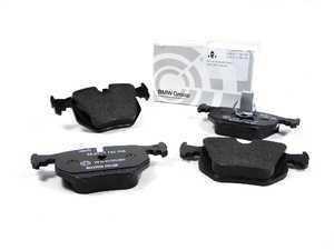 ES#60410 - 34216761240 - Brake Pad Set - Rear - Genuine brake pads direct from BMW - Genuine BMW - BMW