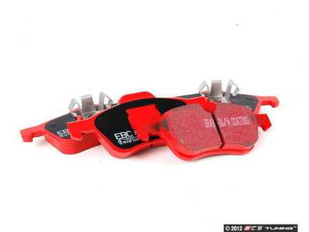 ES#520332 - DP31388C - EBC Redstuff Ceramic Brake Pad Set - Upgrade to EBC pads in your MINI - EBC - MINI