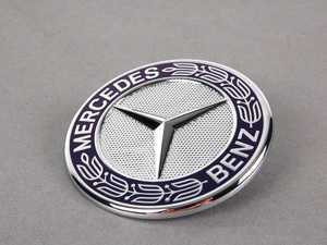 ES#2068394 - 2078170316 - Mercedes-Benz Emblem - Replace your faded emblem - Genuine Mercedes Benz - Mercedes Benz