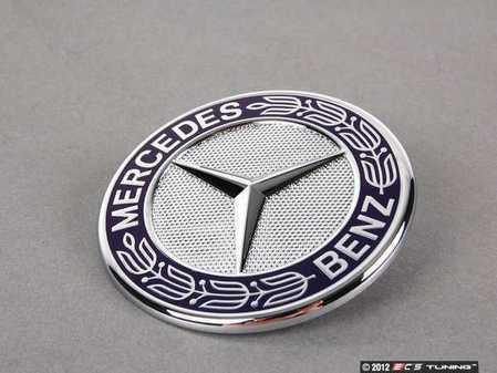 ES#2068394 - 2078170316 - Mercedes-Benz Emblem - Replace your faded emblem - Genuine Mercedes Benz - Mercedes Benz