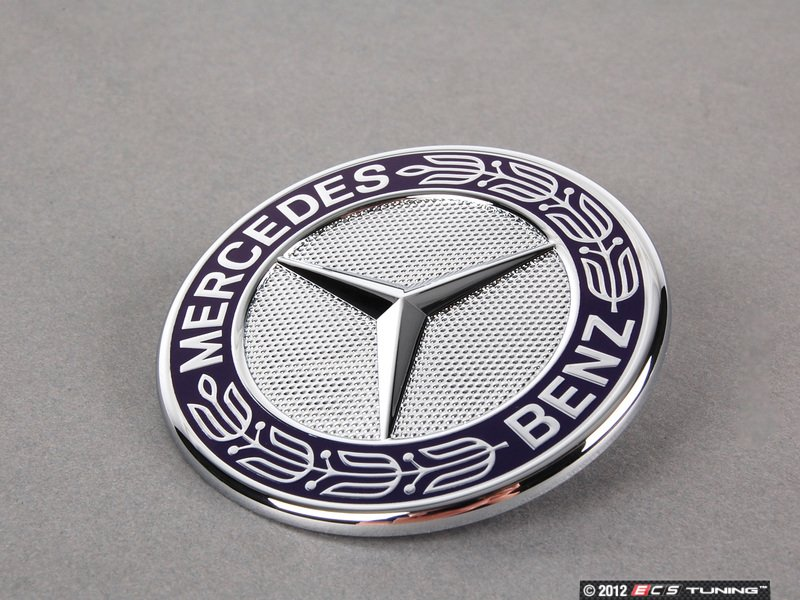 Genuine mercedes benz 2078170316 mercedes benz emblem for Mercedes benz insignia