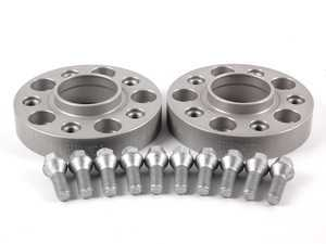 ES#1303967 - 60757252 - H&R DRA Series Wheel Spacers - 30mm (1 Pair) - Exclusively built for your BMW - H&R - BMW