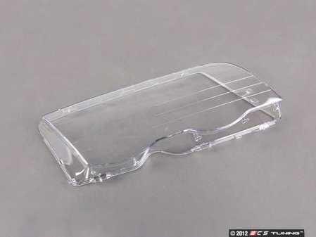 ES#2550675 - 63128380190 - Headlight Lens Cover - Right - OEM replacement headlight lens cover - Automotive Lighting - BMW
