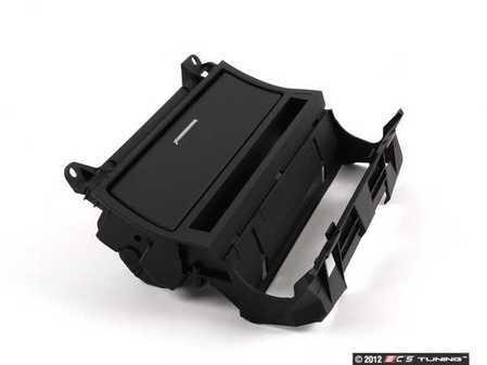 ES#87553 - 51168268891 - Radio Mounting Bracket - Bracket located in the dash that allows the mounting of the radio system. - Genuine BMW - BMW
