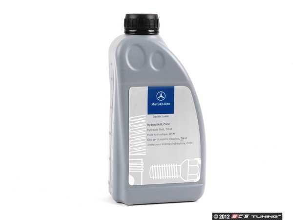 Genuine mercedes benz 000989910310 hydraulic fluid for Mercedes benz hydraulic fluid