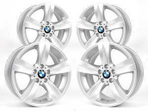 "ES#2535490 - 36116768859KT - 18"" Star Spoke Style 189 Wheels - Staggered Set Of Four - 18x8 ET34 FR / 18x8.5 ET 37 72.6mm CB - Genuine BMW - BMW"