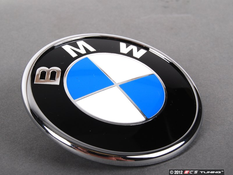 Ecs News Bmw E46 M3 Bmw Roundel Replacement