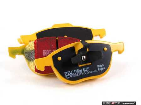 ES#520879 - DP41524R - EBC Yellowstuff pad set - Ford/Mazda/Volvo - Front - EBC -