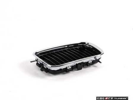 ES#78376 - 51138122237 - Grille Assembly - Left - Left side kidney/grille - Genuine BMW - BMW