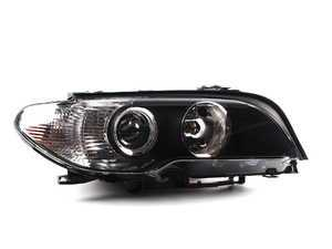 ES#172972 - 63127165952 - Bi-Xenon Headlight Assembly - Right - For vehicles with Bi-xenon, adaptive headlights and white indicators - Genuine BMW - BMW