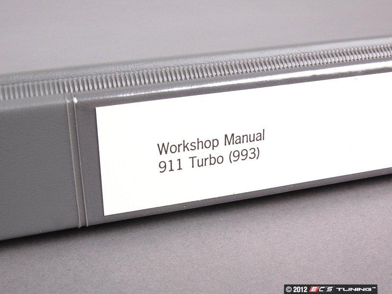 Genuine Porsche - Wkd483221