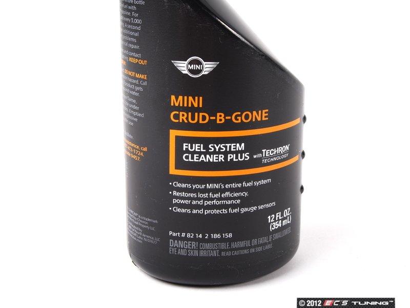 Genuine mini 82142186158kt crud b gone 12 oz for Mercedes benz fuel injector cleaner