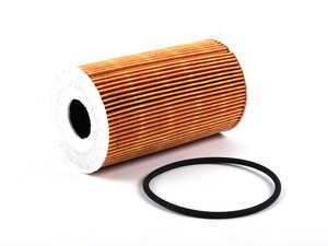 ES#2535594 - 99610722553 - Oil Filter Element - Ensure that your engine is getting clean a oil supply with a new filter - Mahle - Porsche