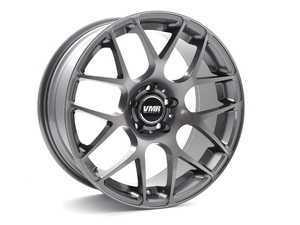 "ES#2536027 - V13165KT - 18"" V710 - Set Of Four  - 18""X8.5"" ET35 5x112 - Gunmetal - VMR - Audi Volkswagen"
