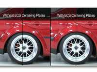 ES#2515458 - 1J0598100 - Wheel Centering Plates - Adjust your rear axle beam back towards the center of your wheel arch - ECS - Audi Volkswagen