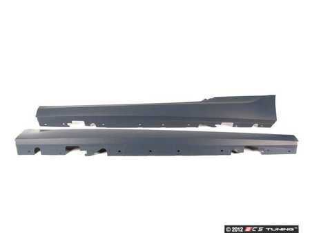 ES#1306794 - E92M-TECHSK - M-Sport Side Skirt Kit - A pair of side skirts from the M aerodynamics package - Genuine BMW - BMW