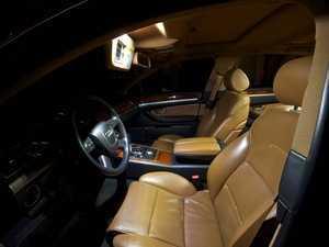 ES#2538715 - D3LEDVANITY - LED Vanity Mirror Light Kit - Add crisp, clean white lighting to your Audi - ZiZa - Audi