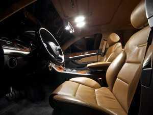 ES#2538720 - D3LEDOVERHEAD - LED Overhead Lighting Kit - Add crisp, clean white lighting to your Audi - ZiZa - Audi