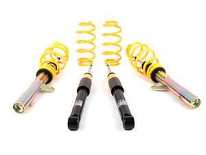 "ES#2795528 - 90600 - ST X Performance Coilover System - Fixed Damping - Height adjustable with average lowering of .8""-1.6""F, .6""-1.4""R. - Suspension Techniques - Audi Volkswagen"