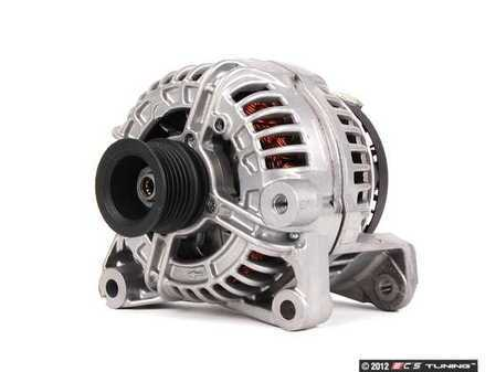 ES#2535387 - 12317519620KT - Remanufactured Alternator - 120amp - Includes a $70 refundable core charge - Bosch - BMW