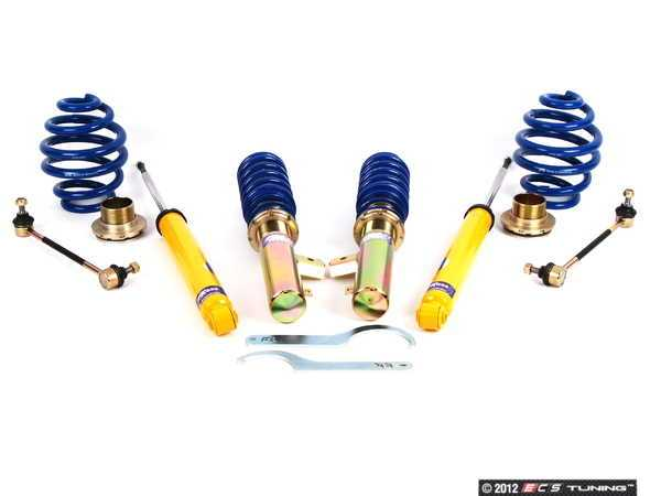 ES#248322 - FKBM56 - Highsport Coilover System - Non-Adjustable Dampening - Height adjustable from 15-45mm#39;s - FK -