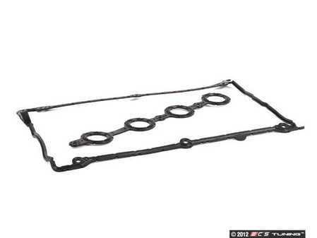 ES#252629 - 058198025A - Valve Cover Gasket Set - Stop oil leaks and prevent internal engine damage - Victor Reinz - Audi Volkswagen
