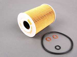 ES#2225911 - 11427840594 - Oil Filter Kit - Includes o-ring and crush washers - Mann - BMW