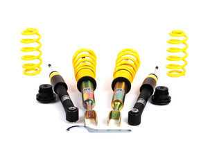 ES#4056707 - 13210028 - ST X Performance Coilover System - Fixed Damping - Set your vehicle low and tight for optimal performance. - Suspension Techniques - Audi