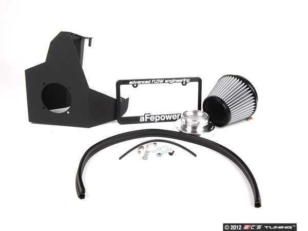 ES#3553558 - 51-11951KT - Magnum FORCE Pro Dry S Stage 1 Air Intake System - Oil-free filter - more flow, less maintenance! +4hp & +5lb/ft! - AFE - BMW