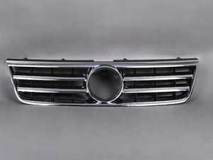 ES#3489 - 7L6853651CB41 - TDI Chrome Grille Assembly - Same style that comes on the V10 Turbo Diesel - Genuine Volkswagen Audi - Volkswagen