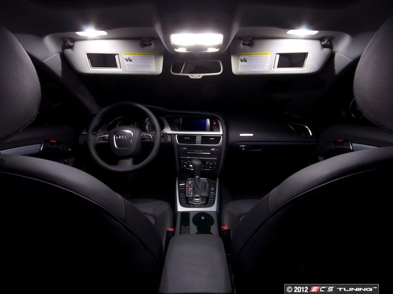 ... ES#2539096   A5FULLINTLED   Master LED Interior Lighting Kit   Give  Your Vehicle The. U2039 U203a