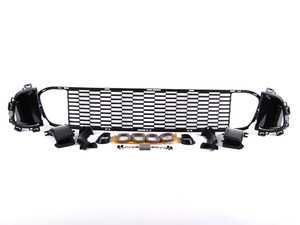 ES#515031 - 51192153998 - JCW Aero Brake Duct Kit - For the JCW Aerodynamic bumper brake cooling - Genuine MINI - MINI