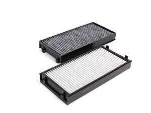 ES#2538423 - 64119248294 - Cabin Filter / Fresh Air Filter - Set - Charcoal activated filter - Mann - BMW