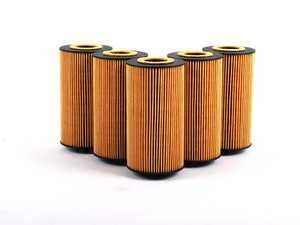 ES#2535941 - 079198405A - Oil Filter Kit - Pack Of 5 - Stock up and save - Hengst -