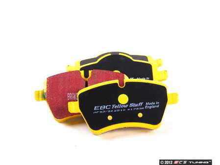 ES#521003 - DP41789R - EBC Yellowstuff Brake Pad Set - Upgrade to EBC pads in your MINI - EBC - MINI