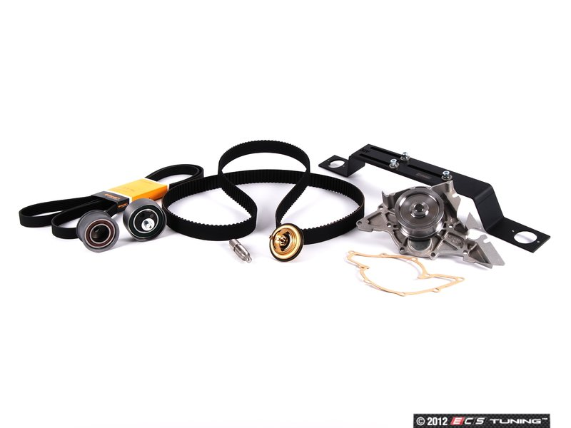 assembled by ecs - 078198671 - timing belt kit