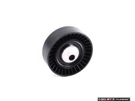 ES#21817 - 11287841228 - Idler Pulley - Runs on water pump and alternator belt, used on both mechanical and hydraulic tensioner systems - Genuine BMW - BMW