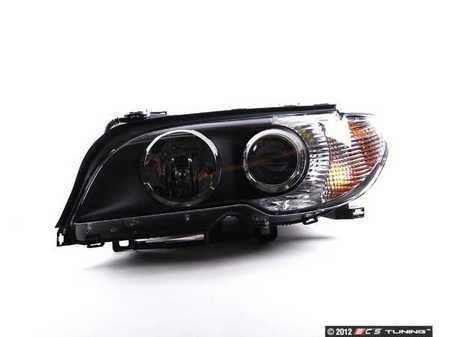 Genuine BMW - 63127165951 - Bi-Xenon Headlight Assembly - Left (63