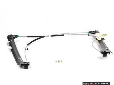 ES#4307587 - 51337039451 - Window Regulator - Front Left - Replace your worn out window lift - Kuester - MINI