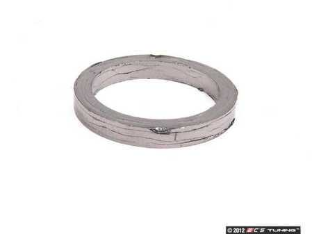 ES#40827 - 18407530606 - Gasket Ring - Priced Each - Gasket used for sealing the exhaust manifold to the cylinder head - Genuine BMW - BMW