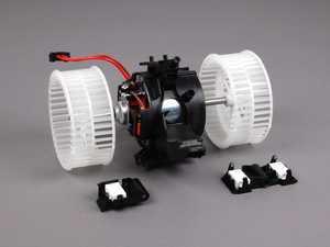 ES#176839 - 64116933910 - Blower Motor - Includes fan cages - Genuine BMW - BMW