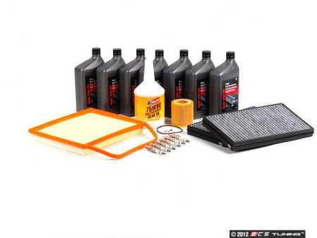 ES#257815 - E60N54IN2 - Inspection 2 - Service Kit - Includes all parts required to perform your Inspection 2 service. - Assembled By ECS - BMW