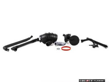 ES#2550208 - e46m54osw2kt - Oil Separator Kit - Level 2 - A truly complete kit for oil separator system maintenance - Assembled By ECS - BMW