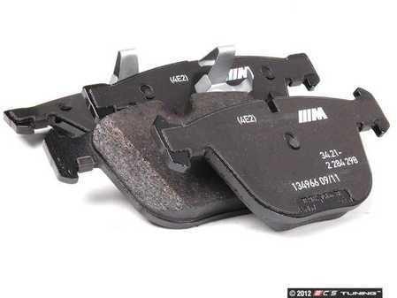 ES#2100690 - 34212284296 - Rear Brake Pad Set - Genuine brake pads direct from BMW - Genuine BMW - BMW